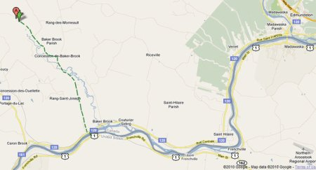 MAP AU REED